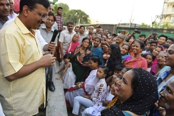 Was Aam Adami Party Able Win The Hearts Of The Delhiites?