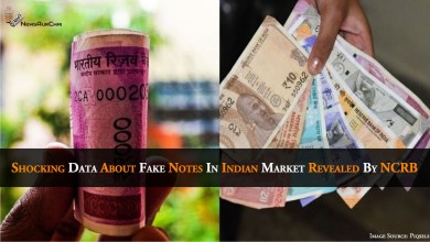 Photo of Shocking Data About Fake Notes In Indian Market Revealed By NCRB