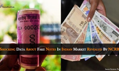 Shocking Data About Fake Note In Indian Market Revealed By NCRB