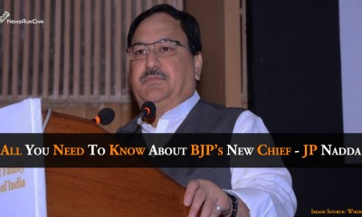 All You Need To Know About BJP's New Chief - JP Nadda