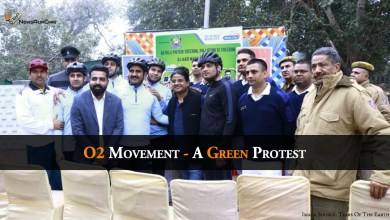 Photo of O2 Movement – A Green Protest
