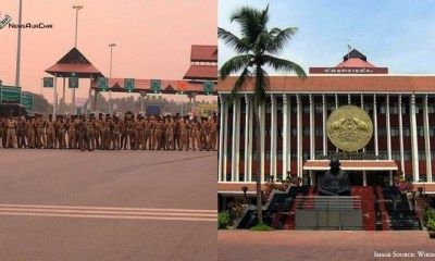 The Grip On Kerala Police Tightens: CAG Report Loss Of Weapons