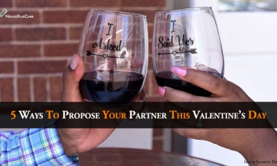 5 Ways To Propose Your Partner This Valentine's Day