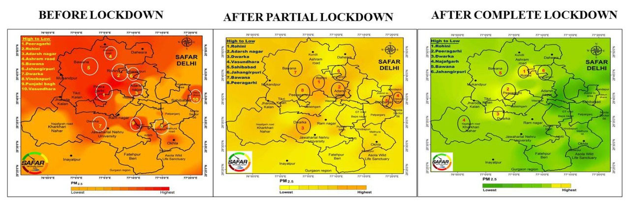 COVID 19 Lockdown: How Our Daily Commute Is Affecting Planet?