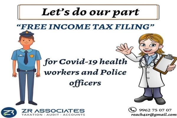 Relief to our Nation's Warriors: Free Income Tax Filing
