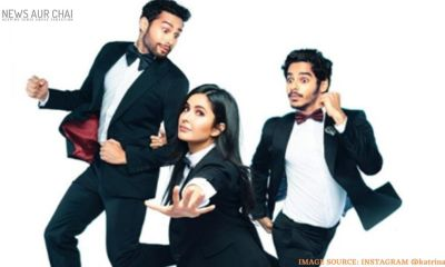Phone Bhoot: Katrina Kaif, Siddhant Chaturvedi And Ishaan Khatter Gear Up For Horror-Comedy