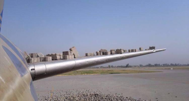 Shaheen Air - Teste de Motores que correram mal - 5