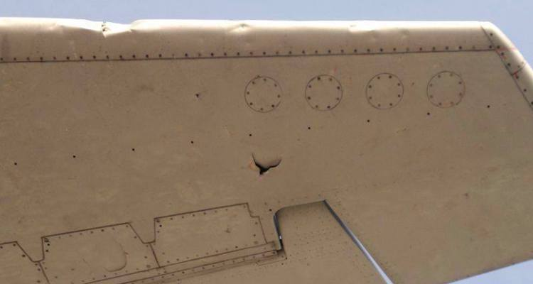 Shaheen Air - Teste de Motores que correram mal - 6