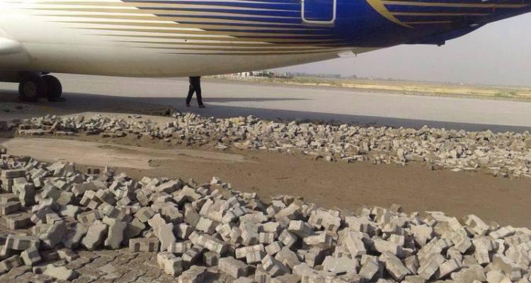Shaheen Air - Teste de Motores que correram mal - 1