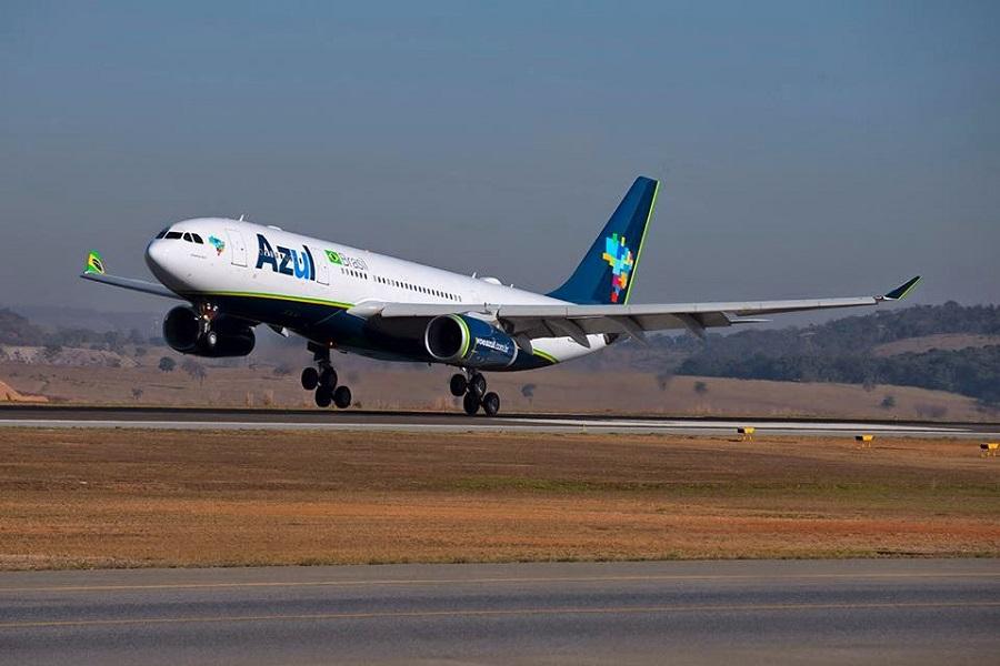 Resultado de imagem para A330 azul em portugal