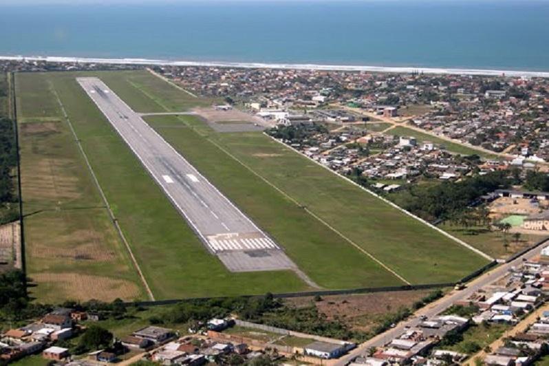 Aeroporto Navegantes Santa Catarina : Newsavia aeroporto de navegantes sc terá pista