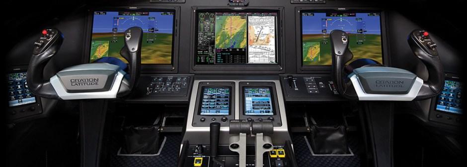 Avionicos Cessna Latitude  Garmin 5000