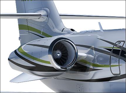Pratt & Whitney Canada PW306D- Cessna Latitude