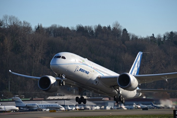 First Green Diesel Flight of the ecoDemonstrator 787