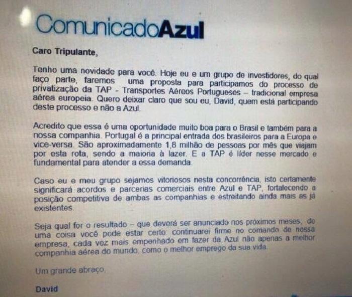 AZUl comunicado David 15maio2015 700px