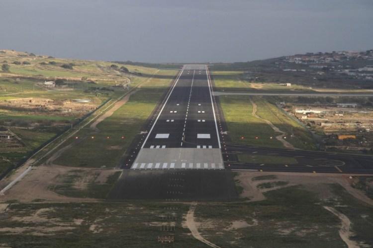 Aero Porto Santo PXO Pista pronta FEV2015