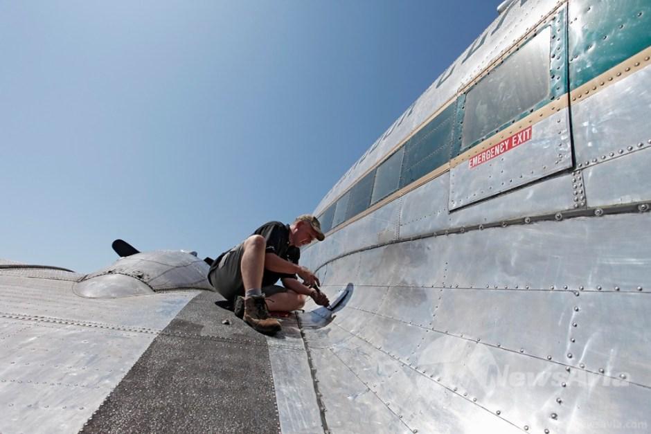 DC-3 Springbok Classic Air