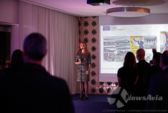 Heike Birlenbach - Vice-presidente da Lufthansa para a Europa