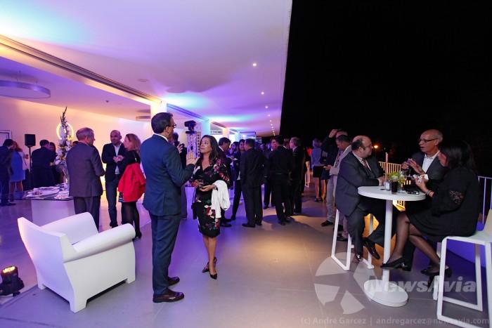 Evento de celebração dos 60 anos da Lufthansa em Portugal