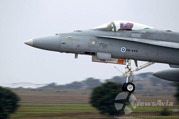 F/A-18 Hornet finlandês