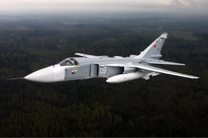 Sukhoi Su-24 Rússia 900px