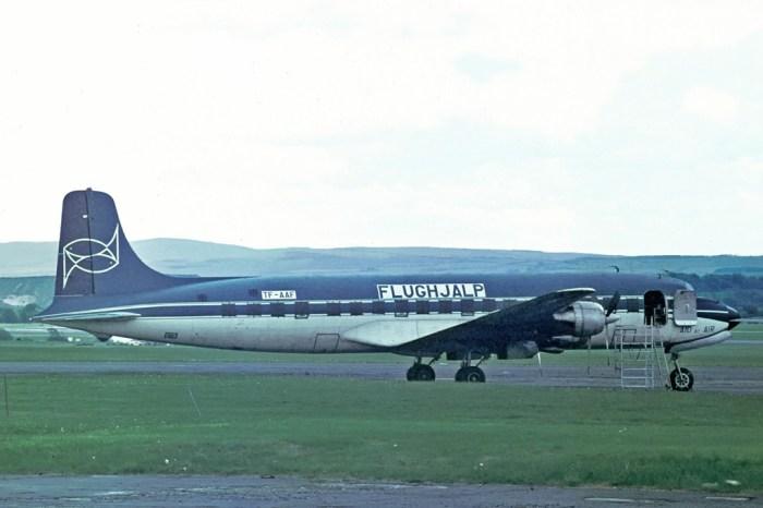 DC 6 - Flughjalp