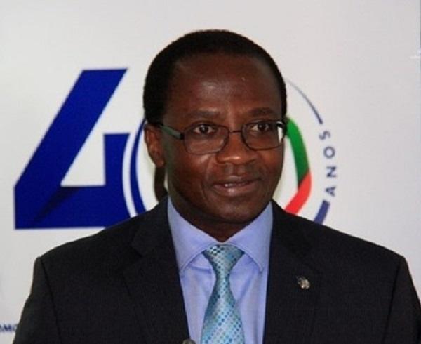 António Pinto Abreu, novo presidente do Conselho de Administração da LAM. Foto: Agência de Informação de Moçambique (AIM)