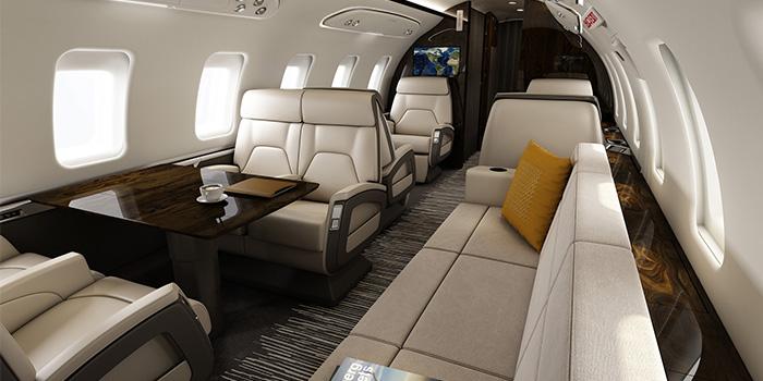 Challenger-650-Interior