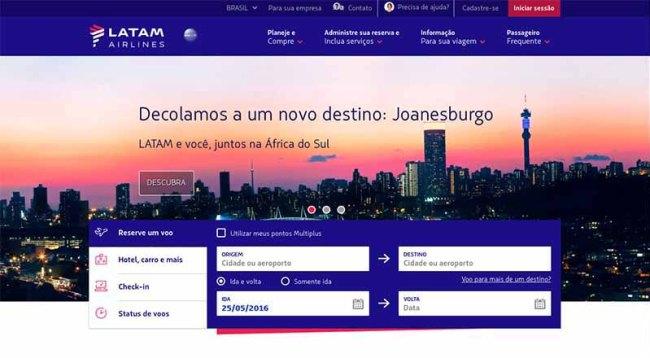 LATAM website AfricaSul 800px