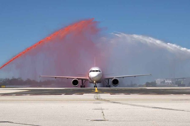 Ural Airlines AeroLIS arrival01mai2016 900px