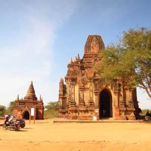Templos em Bagan