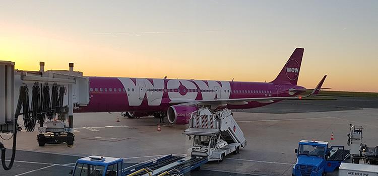 WOW - Plane Tail