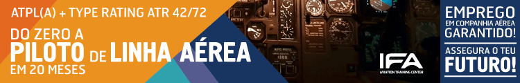 Agarra a tua oportunidade - IFA Aviation Training Center