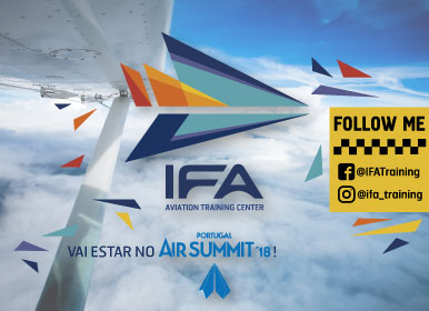 Agarra a tua oportunidade - IFA Aviation Training Center