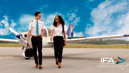 IFA Aviation Training Center - Sonhas com uma carreira na aviação?