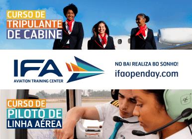 OPEN DAY! Curso de Tripulante de Cabine e Curso de Piloto de Linha Aérea