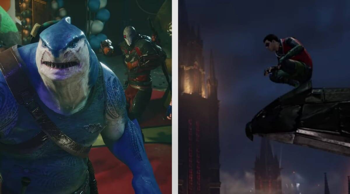 DC, DC upcoming games, DC FanDome, The Suicide Squad: Kill The Justice League, Gotham Knights, Gotham Knights trailer, DC news