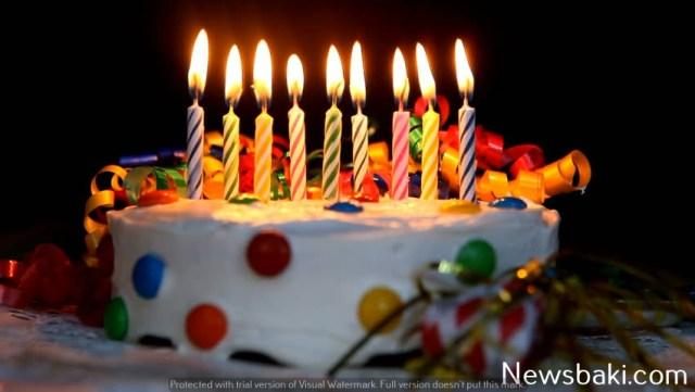 New Year Birthday Shutterstock