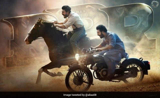 आरआरआर: राम चरण और जूनियर एनटीआर की फिल्म इस तारीख को रिलीज होगी