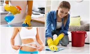 Chores That Would Help Burn Calories