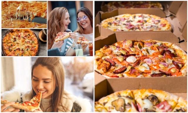 पिज्जा बॉक्स पिज्जा वजन से ज्यादा आपके वजन में कमी कर सकता है