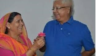 No cake for Lalu