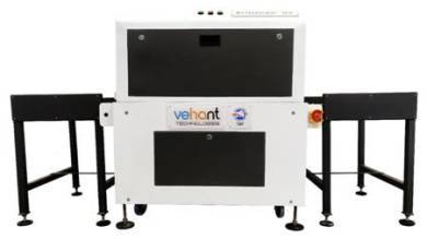 ARCI & Vehant-Technologies develop UV-System for baggage-Scan