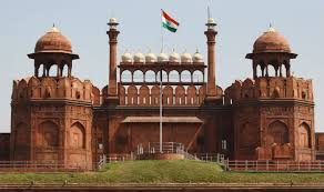 Arrangements at Red Fort for I-Day Celebration