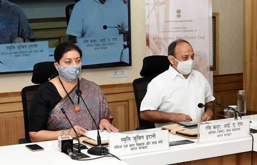 Nation celebrates National Handloom Day