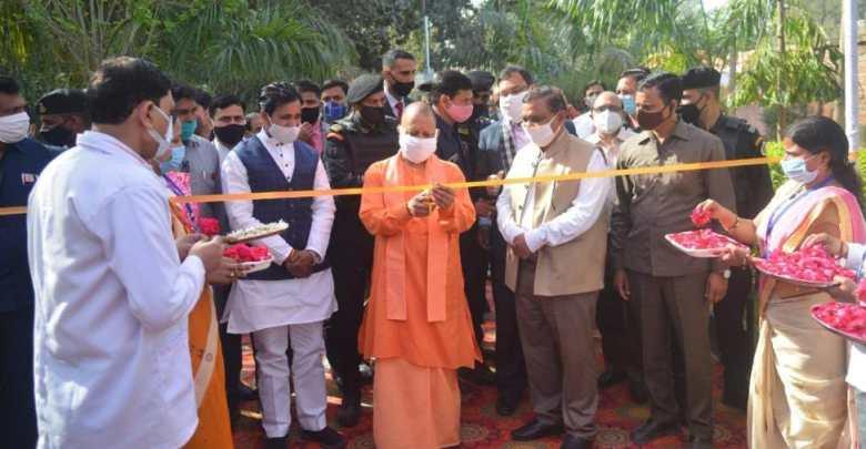 CM Yogi launches communicable disease drive and Dastak Abhiyan