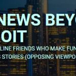 How to post a story on THE NEWS BEYOND DETROIT