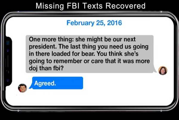 The Missing FBI Messages Have Been Recovered - NewsBlaze News