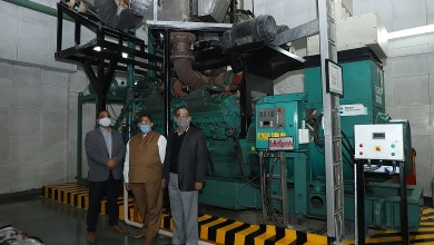 Technology to combat harmful emissions from DG sets