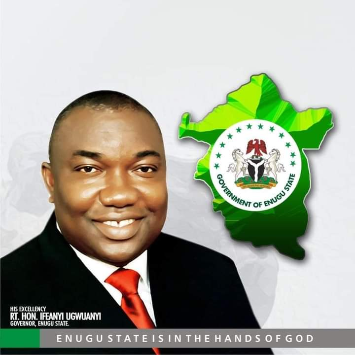 Governor Ugwuanyi: The story of a changemaker